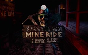 Ghost Town Mine Ride and Shooting Gallery