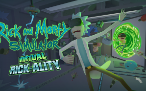 Rick and Morty Virtual Rick ality