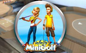Infinite Minigolf PSVR