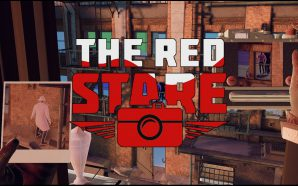 The Red Stare HTC Vive